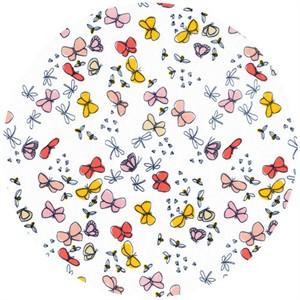 Sarah Watson for Cloud 9, Arcadia, Flutterflies Coral