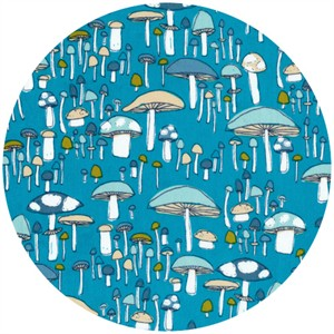 Sarah Watson for Cloud 9, Arcadia, Mushroom March Aqua