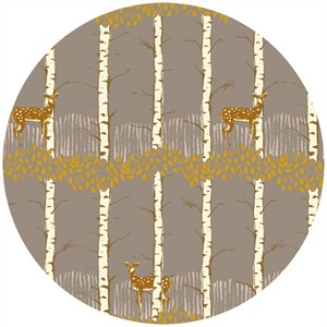 Sarah Watts, TImber & Leaf, Fawn Birch Grey