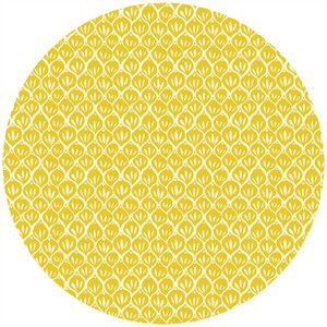 Sarah Watts, TImber & Leaf, Pine Stickers Yellow