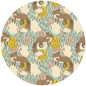 Sarah Watts, TImber & Leaf, Playful Fox Blue