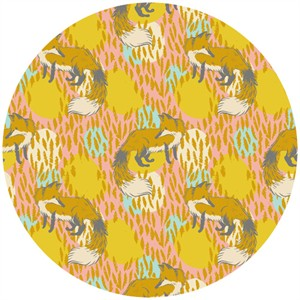Sarah Watts, TImber & Leaf, Playful Fox Pink