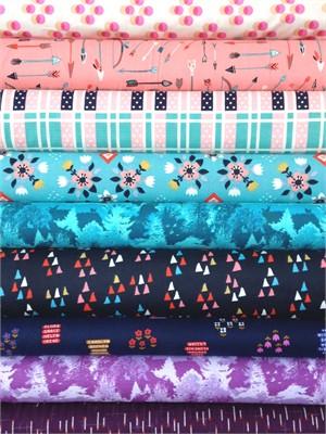 Fabricworm Custom Bundle, Seasonal 9 Total