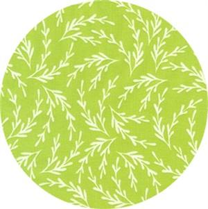 Elizabeth Hartman for Robert Kaufman, Reef, Seaweed Sprout