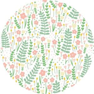 COMING SOON, Paula & Waffle for Dear Stella, Fresh Dew, Secret Garden White
