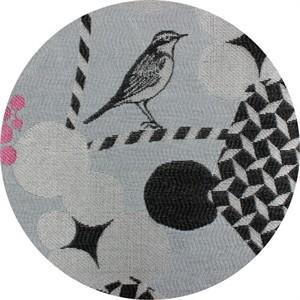 Echino, HEAVYWEIGHT JACQUARD, Seed Grey