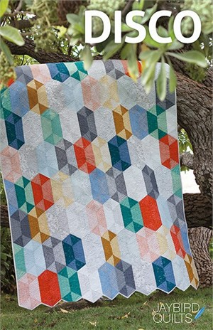 Sewing Pattern, Disco by Jaybird Quilts