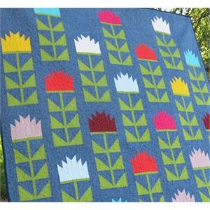 Sewing Pattern, Elizabeth Hartman, Thistle Quilt