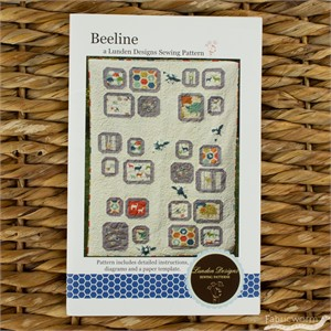 Lunden Designs, Sewing Pattern, Beeline