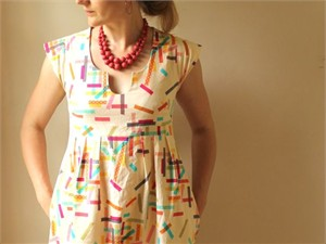 Sewing Patterns, Made By Rae, Washi Dress