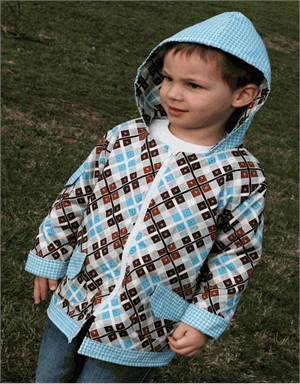 Sewing Pattern, Make it Perfect, Downtown Boy (Big)