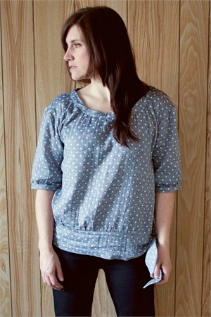 Sewing Pattern, Make it Perfect, The Honey Blouse