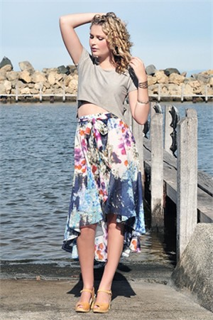 Sewing Pattern, Megan Nielsen, Cascade Skirt