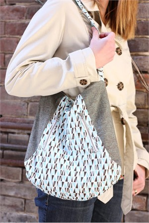 Sewing Pattern, Noodlehead, 241 Tote
