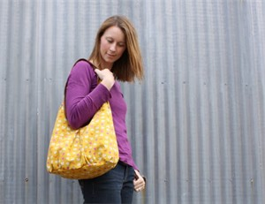 Sewing Pattern, Noodlehead, Runaround Bag