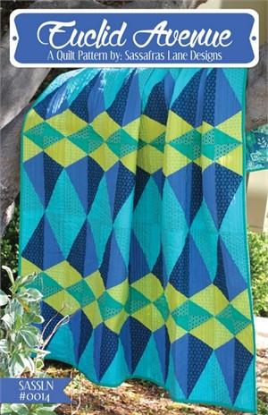 Sewing Pattern, Sassafras Lane Designs, Euclid Avenue