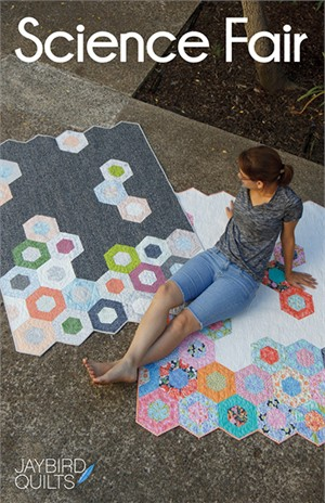 Sewing Pattern, Science Fair by Jaybird Quilts