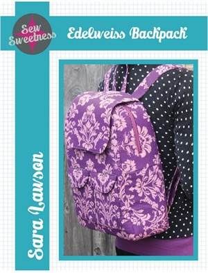 Sewing Pattern, Sew Sweetness, Edelweiss Bag