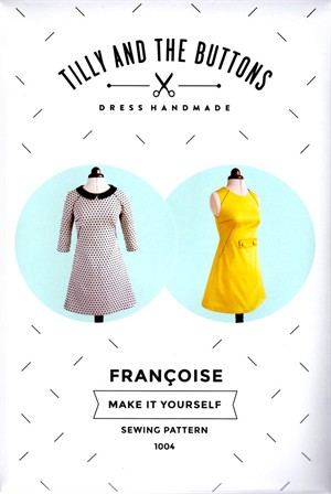 Tilly and the Buttons, Sewing Pattern, Francoise
