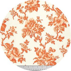 Verna Mosquera for Free Spirit, Candelabra, Shadow Rose Orange