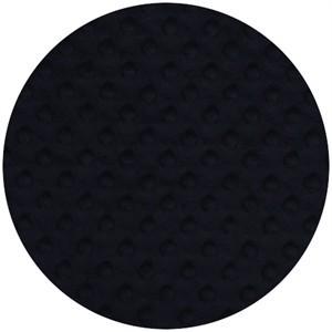 Shannon Fabrics, Dimple Minky, Black