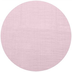 Shannon Fabrics, Embrace, DOUBLE GAUZE, Solid Baby Pink