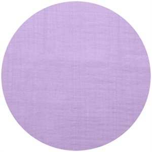 Shannon Fabrics, Embrace, DOUBLE GAUZE, Solid Lilac