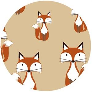Shannon Fabrics, Minky, Foxy Tails Beige