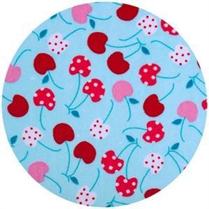 Shannon Fabrics, Silky Satin, Merry Cherry Tiffany/Red