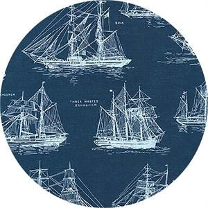 Robert Kaufman, Down by the Sea, Ships Navy