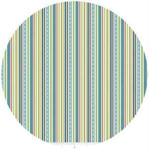 Sheri McCulley Studio, Cruiser Blvd, Stripe Blue