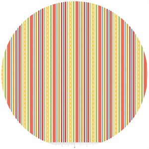 Sheri McCulley Studio, Cruiser Blvd, Stripe Red