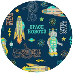 Silvia Dekker, Atomic Bots, Bots Blue