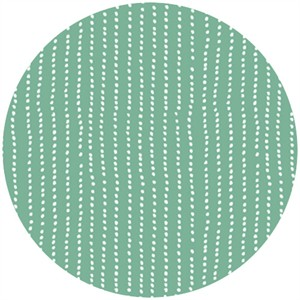 Skinny laMinx, Up Up & Away for Cloud9 Organic, Dots and Stripes Blue Moon