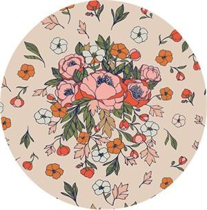 COMING SOON, Maureen Cracknell for Art Gallery, Love Story, Soulmate Blooms Flirt