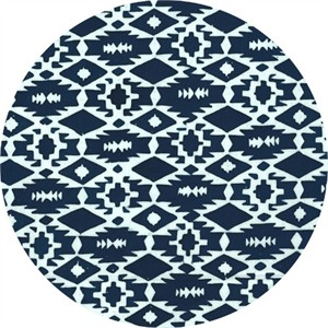 Hoffman Fabrics, Indah BATIKS, Southwestern Weave Denim
