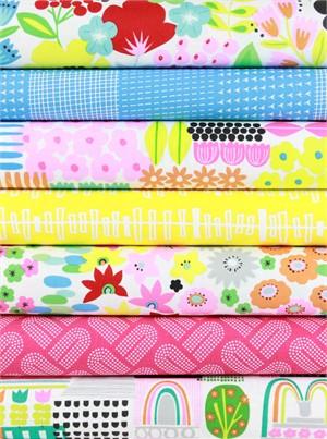 Fabricworm Custom Bundle, Spring Has Sprung 7 Total