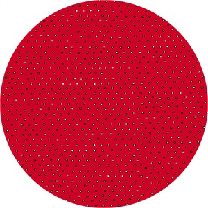 Alicia Jacobs for Ink & Arrow, Square Dot Red
