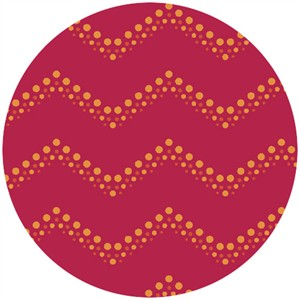 Studio E, Modern Age, Chevron Red