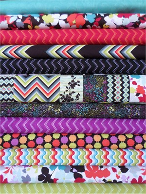 Studio E, Modern Age, Entire Collection in FAT QUARTERS 12 Total