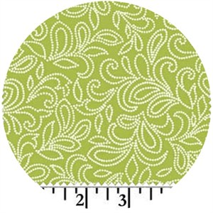 Windham Fabrics, Moonstruck, Filigree Lime