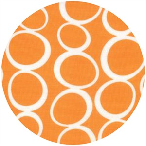 Studio M for Moda, Mixed Bag, Bubbles Orange
