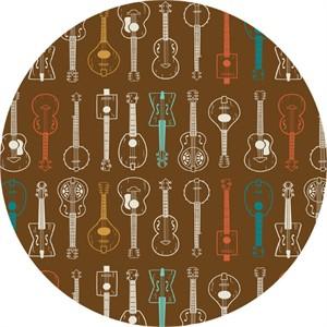 Michael Korfhage for Blend, Folk Melody, String Band Brown