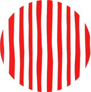 Robert Kaufman, Celebrate Seuss!, Stripe Red
