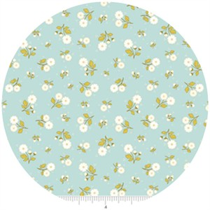 Stitch Studios, Marguerite, Calico Blue