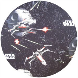 Star Wars Fabric, Death Star Black