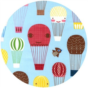 Suzy Ultman, Handle With Care, Hot Air Balloons Bright