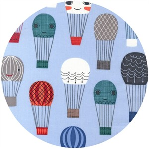Suzy Ultman, Handle With Care, Hot Air Balloons Garden