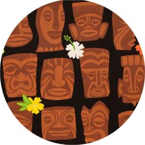 Alexander Henry, Tahiti Tiki Black