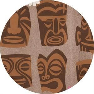 Alexander Henry, Tahiti Tiki Burlap